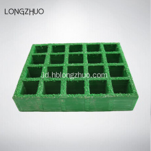 Mini Mesh FRP Grating Panel untuk Walkway