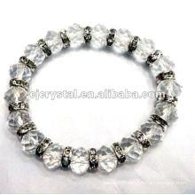 8MM Crystal Beads Bracelet