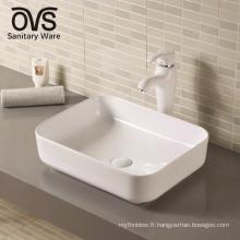 chine fabricant en céramique salle de bains lavabo hôtel lavabo