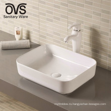 Китай производитель керамической ванной раковина отель умывальник