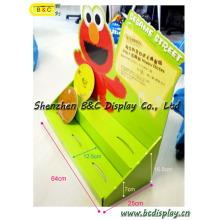 Soporte de papel, PDQ Display Box, Showcase de cartón (B & C-D053)