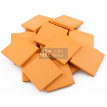 Full Body Orange Ceramic Loose for Ceramic Craft