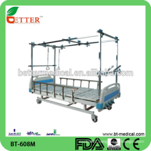 High quality orthopedic traction hospital bed
