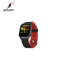Watch Bluetooth5.0 Fitness Tracker Smart Bracelet User Manual Instruction app Download for android or ios Phone