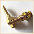 Brass lathe turned OEM copper fitting