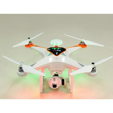 O mais novo drone de helicóptero RC de 2016 com câmera HD Fpv