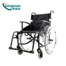 Fauteuil roulant de sport pliant léger de loisirs en aluminium manuel