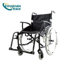 cadeira de rodas desportiva dobrável leve de alumínio manual