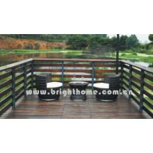 Wicker Outdoor Rattan Furniture Leisure Set Bg-782A