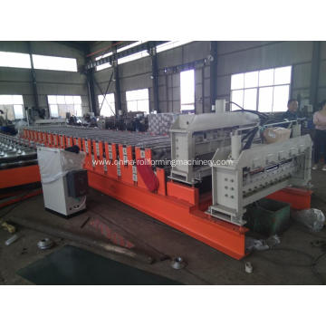 Pakistan double layer roll forming machine