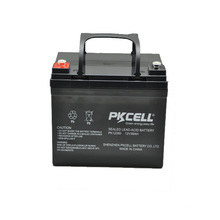 PKCELL 12V 35Ah price of lead acid battery 12v 35ah rechargeable VRLA