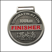 Parabéns medalha de metal, prêmio distintivo (GZHY-JZ-010)