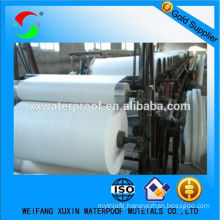 polyester reinforced waterproofing membrane