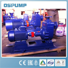 ZW Cast iron self priming dirty water sewage pump