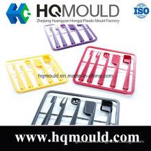 Hq encantador conjunto de molde de inyección de plástico de cuchara