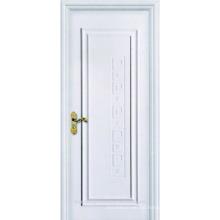 Neue Design weiß lackiertem Holz Innentür