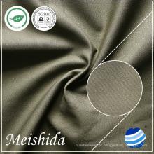 100% algodão lona (16 + 16) * (16 + 16) / 118 * 58 tecido orgânico impermeável