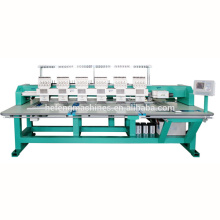 6 heads high speed computerized embroidery machine