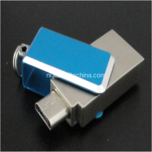 Promotionele zink legering Mini Cellphone USB Flash Drives