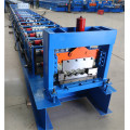 Cuaca Dewan Dinding Cladding Sheet Roll Forming Machine