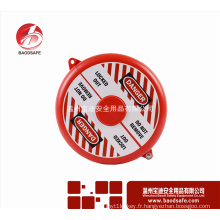 Wenzhou BAODI Verrouillage des étiquettes de notification de la vanne BDS-F8614