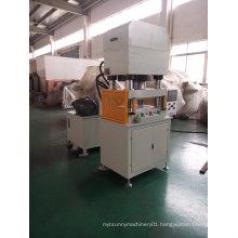 Four Column Hydraulic Press Convex Machine