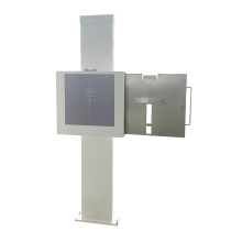 Medical equipment manual mobile bucky stand chest stand for x ray machine radiography best price