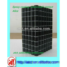 Sintered Customized Neodymium Cylinder magnets with epoxy coating