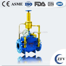 500 x liberación de presión hidráulica con válvula de control