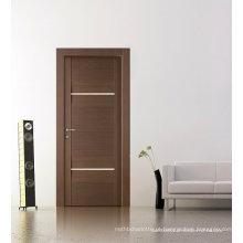 Portas de interior de madeira de carvalho maciço anti corrosão não tóxicas