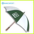 23inch * 8k hölzerner Wellen-Förderungs-Regenschirm