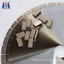 Silent Type Diamond Saw Blade for Stone Cutting