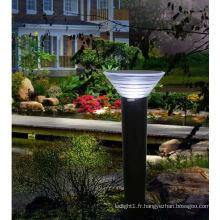 Décoration de jardin LED lumières solaires appareils fixes à l'extérieur