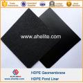 Revestimientos de geomembrana de HDPE de superficie texturizada