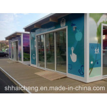 Prefab House for Event Space (SHS-lgs-event space)