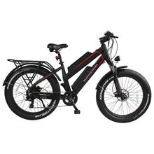 factory directly sale new design fat tire electric bike mountain