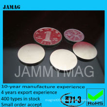 D8H2 magnet black nickel coating