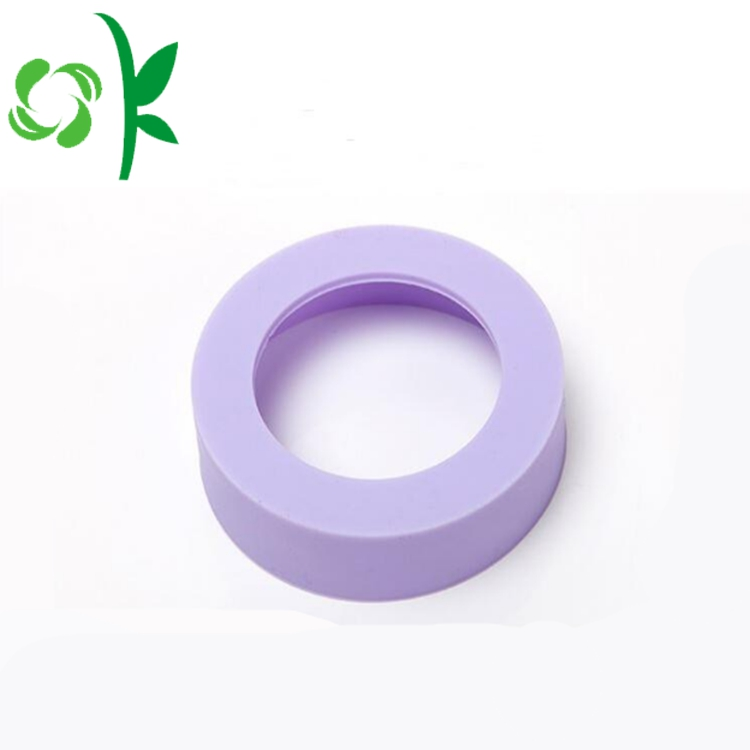 Anti Slip Silicone Cup Sleeve For Bottle