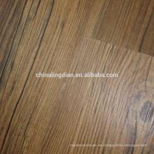 Handscraped Vinylboden LVT Boden PVC Boden