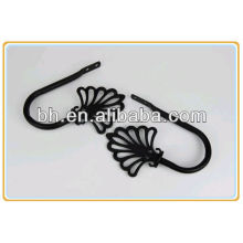 rope fabric silk tassel tieback