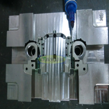 Custom machining Injection moulding cavity plate and cores