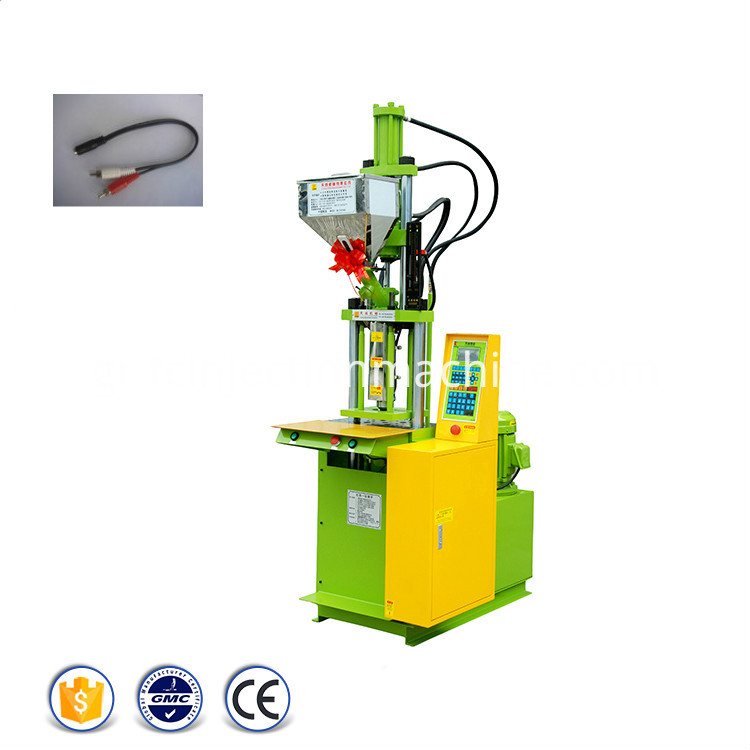 plug wire injection molding machine