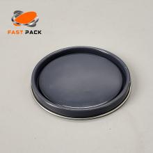 Крышка металлической банки с краской диаметром 5-1 / 2 дюйма (эпоксидная подкладка)