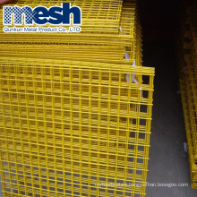 1/2 Inch PVC Plastic Coated Welded Wire Mesh