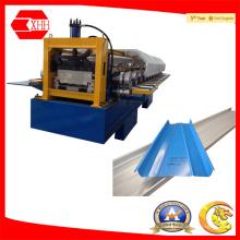 Станок для производства панелей со стоячим фальцем Yx65-300-400-500