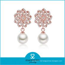 Großhandel 925 Silber Mode Ohrringe (E-0256)