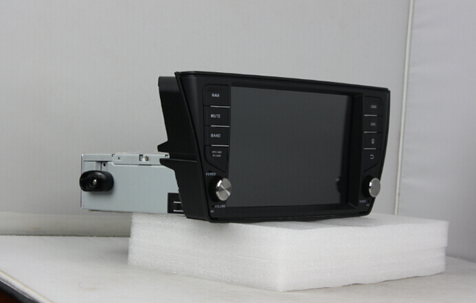 Skoda Fabia 2015-2017 DVD Player