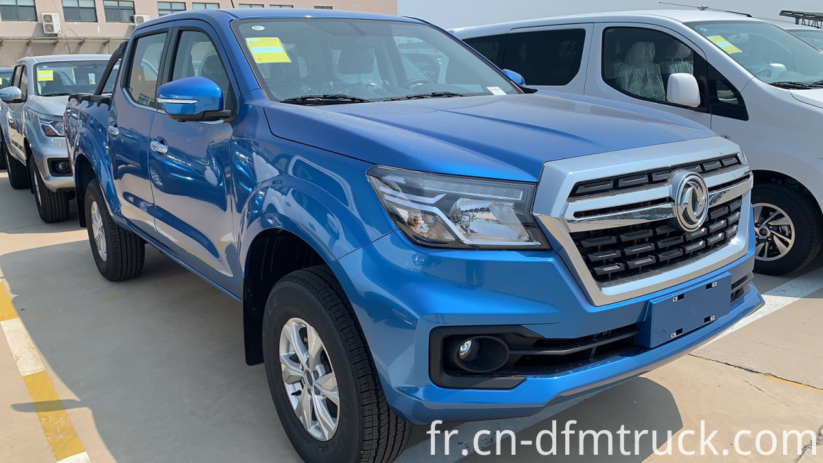 Dongfeng RICH 6 Pickup Truck (6)