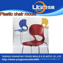 Fabricante de moldes de plástico para molde de cadeira de plástico em taizhou China