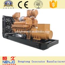 Генератора 800kw/1000КВА китайский известный бренд Z12V190B серии JICHAI дизельный генератор электростанция